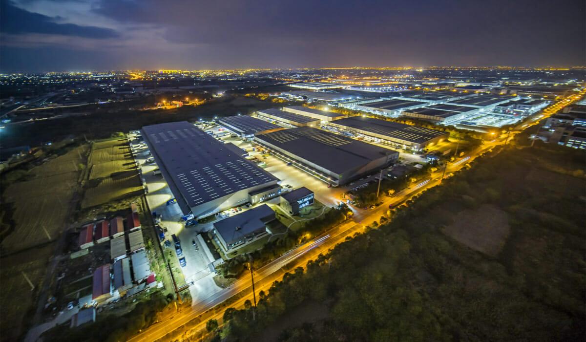 Goodman Changzhou Logistics Centre, Changzhou, China.