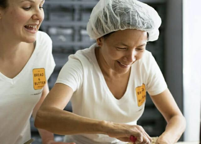 The Bread & Butter Project, Australia.