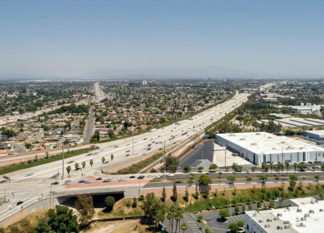 Goodman Industrial Center Anaheim, California, USA.