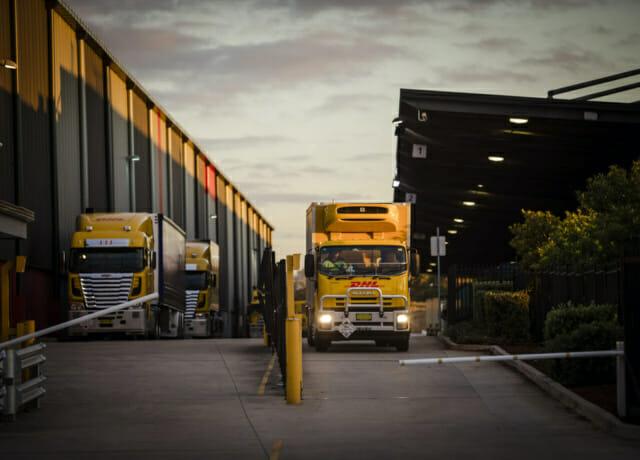 Oakdale Industrial Estate, Sydney, Australia.